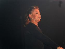 08 décembre 2013 : SHEILA A COUDEKERQUE (59)