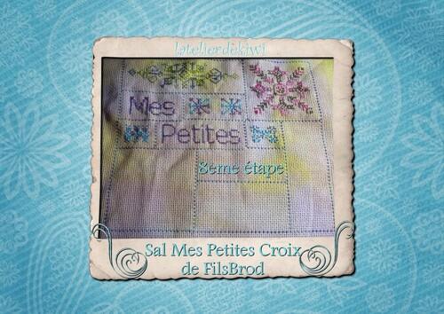 Sal Mes Petites Croix 7 , 8 &9