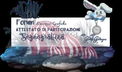 """Tag di partecipazione e Attestati Contest ricevuti dal Forum: """"Emozioni Grafiche di Giusyna"""" 2020 pag. 1"""