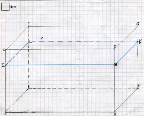 Le volume d'un pavé droit (AMM5GM)