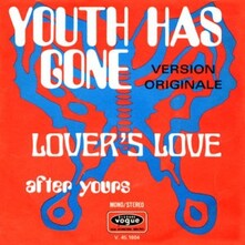 LOVER'S LOVE 45T Youth-Has-Gone-72