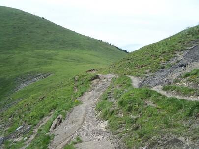 Topo Col d'Hurtières
