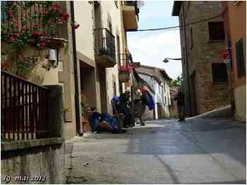 (J45) Ayegui / Cirauqui 19 mai 2012
