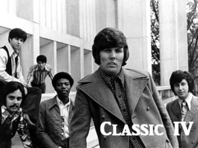 CLASSIC IV - Stormy (1968)  (Hits)