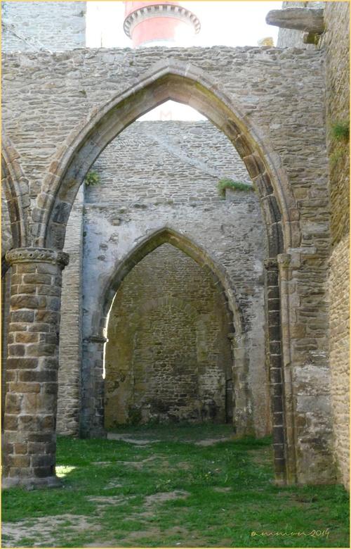 Vestiges de l'Abbaye