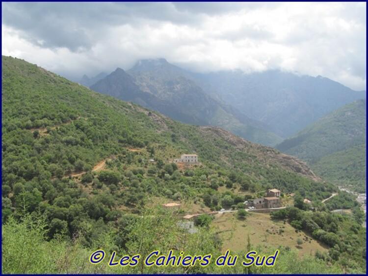 Corse 2016. Vallée du Fango, la boucle de Purniciella