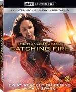 [UHD Blu-ray] Hunger Games - L'embrasement