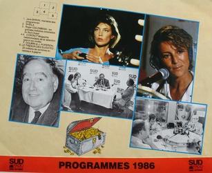 Septembre 1985 - Juin 1986 : Sheila animatrice à Sud-Radio