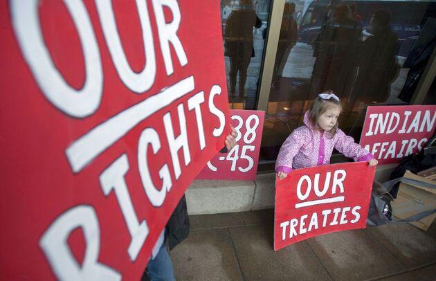 L'engagement du Canada envers les communautés autochtones ne répond pas au droit international