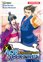 Ace attorney 1