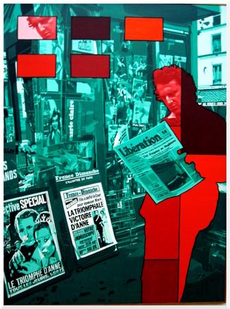Exposition Gérard Fromanger