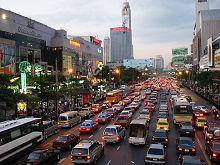 À Bangkok, seul au milieu du monde !
