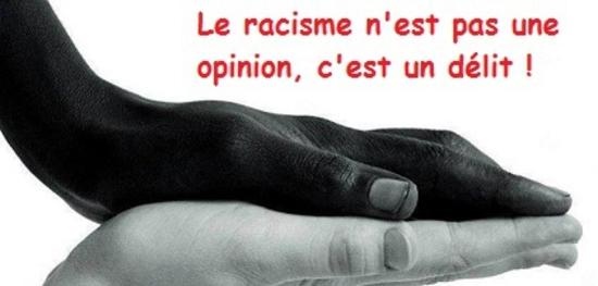 le racisme delit
