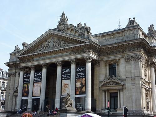 Visite du centre de Bruxelles