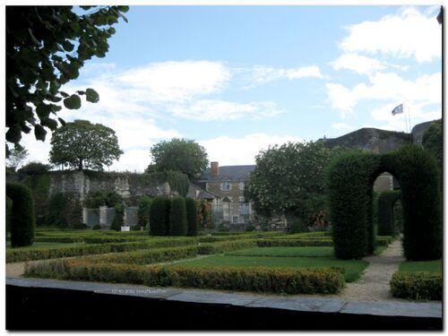 Angers : le Château du roi René .... (2)