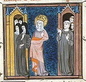 Saint Bathild