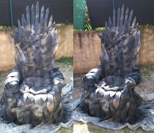 Des nouvelles de mon trône de fer