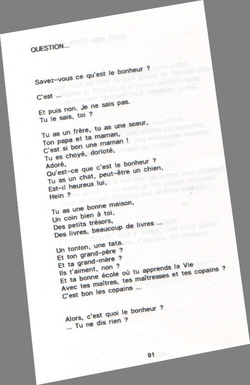 Extrait écris Henri Jacques Gros .