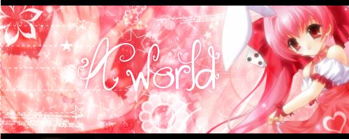 A world ♥♥