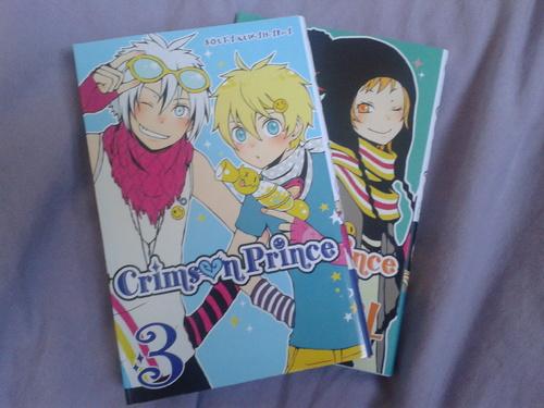 [02/2015] Achat mangas #3