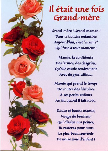 Pour toutes les Mamies
