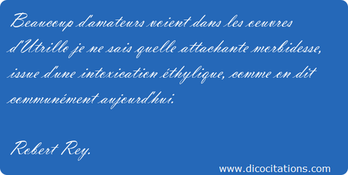 Ne le 26 decembre 1883 Maurice Utrillo - Capricorne ascendant Taureau