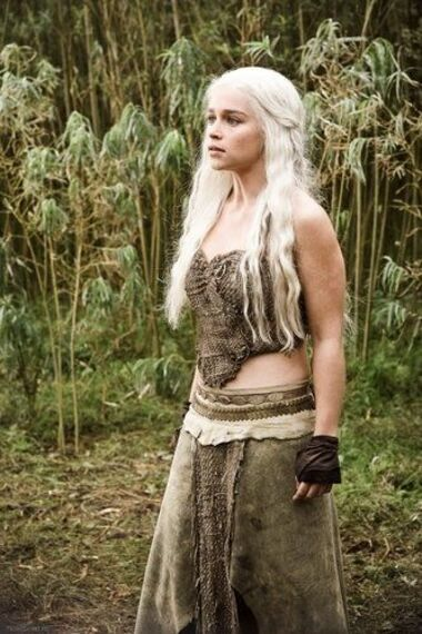Costume Dothraki de Daenerys