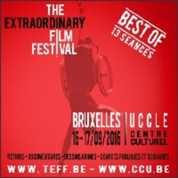 Affiche TEFF Best of Uccle