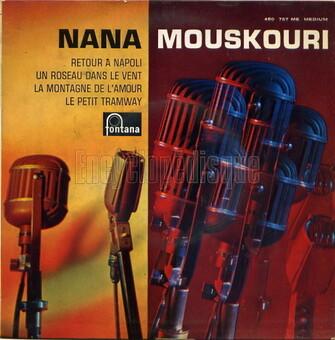 Nana Mouskouri, 1962