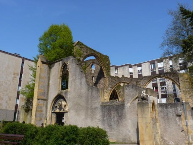 Metz église Saint-Livier mp13 - 25