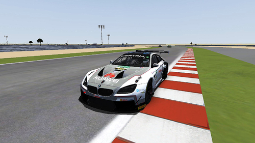 Team Schubert Motorsport BMW M6 (Losail - Qatar)