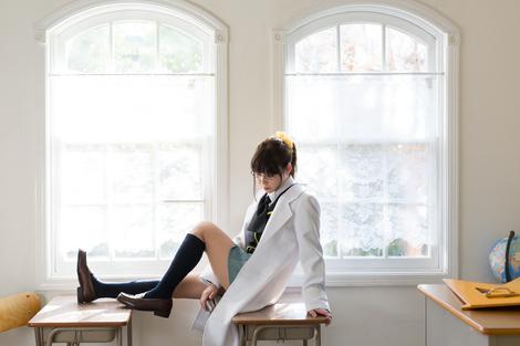 Models Cosplay : ( [bit(ビット)] - |bit.044 - 2015.12.30| WORKS - CD-ROM / Yurina Ayashiro/彩城ゆりな : Chouchou )