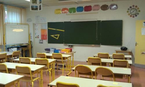 BONNE RENTREE et un petit tour dans ma classe