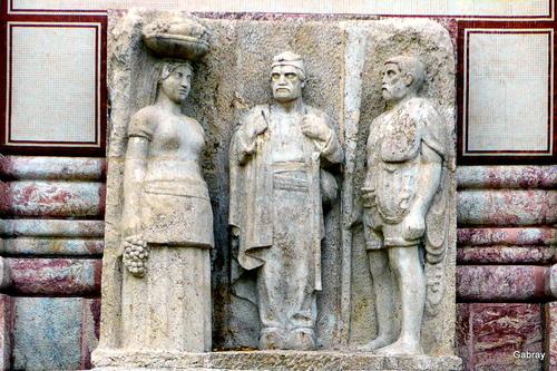 Perpignan: le monument aux morts