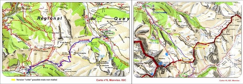 Voyage hors du temps à travers l'Alpe. De l'Ubaye au Queyras en passant par le Piémont