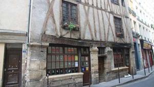 Découvrez la plus ancienne maison de Paris