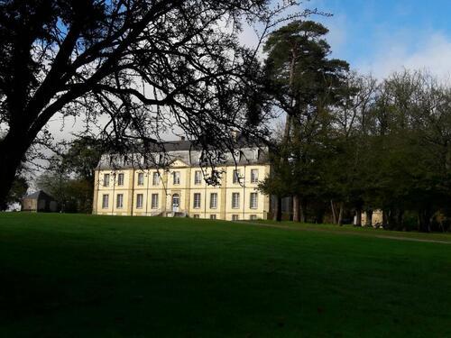 Jeudi - La Gaubretière - Château de Landebaudière