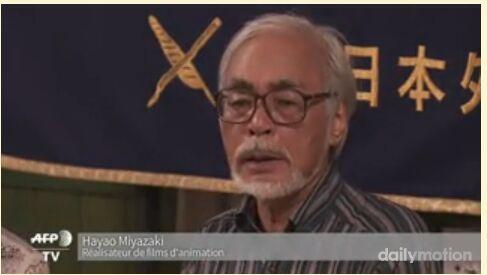 Miyazaki : Amélia, tu n'avais pas de raison de t'inquiéter !