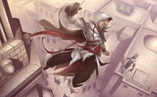 Large Assassin's creed 2
