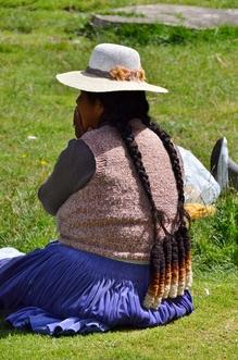 Voyage de Guy & Françoise au Pérou & en Bolivie