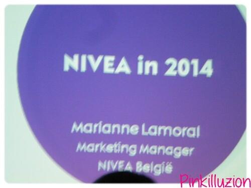 Event Nivéa 5 décembre 2013.