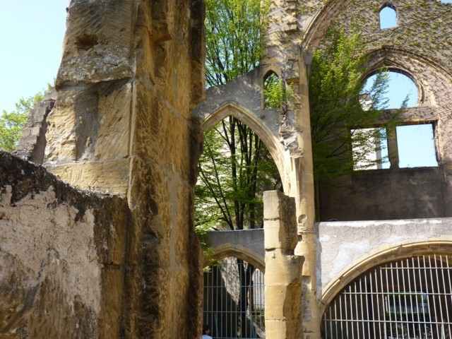 Metz église Saint-Livier mp13 - 18