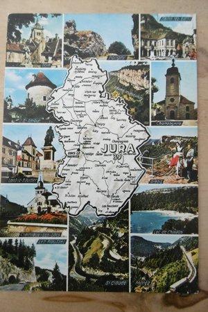 Carte postale gagnée par Fuchsya