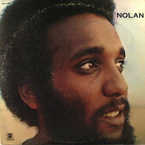 "Nolan Porter : Album "" Nolan "" ABC Records ABCX 766  [ US ]"
