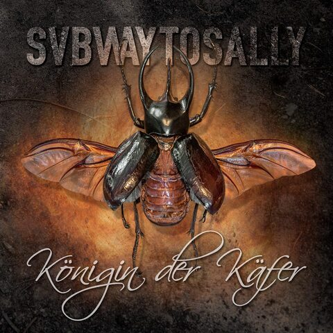 """SUBWAY TO SALLY - Les détails du nouvel album Hey! ; clip """"Königin der Käfer"""""""