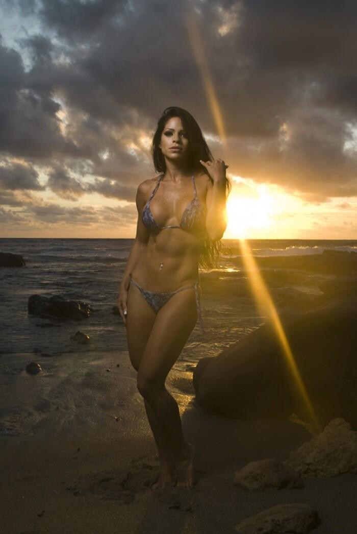 Michelle Lewin : La belle vénézuélienne.