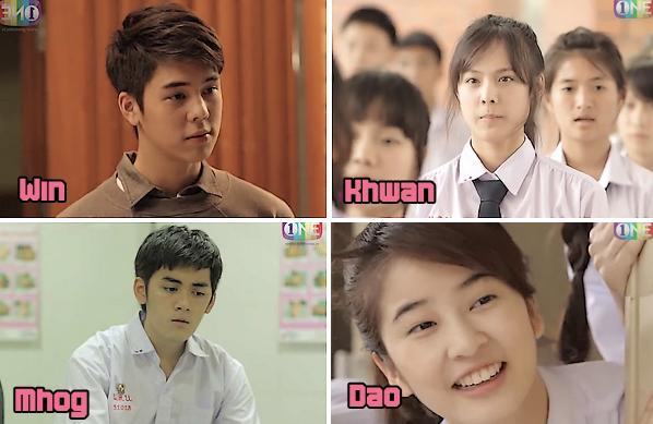 # 32 : Drama Thaïlandais
