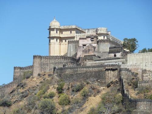 Rajasthan etape 3 : Udaipur et Ranakpur