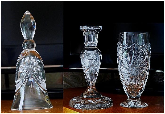 Le cristal de Bohème