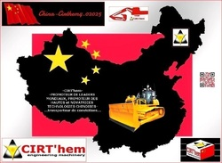 CIRT'hem: promoter of world leaders and Chinese high technologies.